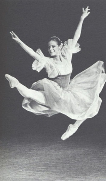 Ballerina Merrill Ashley