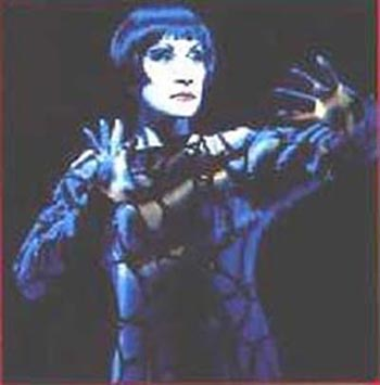 Chita Rivera Kiss of Spider Woman