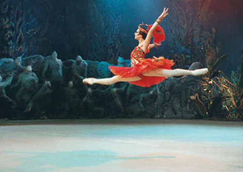 Nina Ananiashvili in The Firebird
