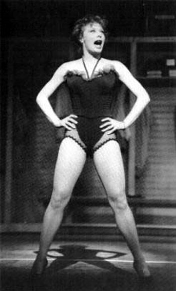 Gwen Verdon Dancing Damn Yankees