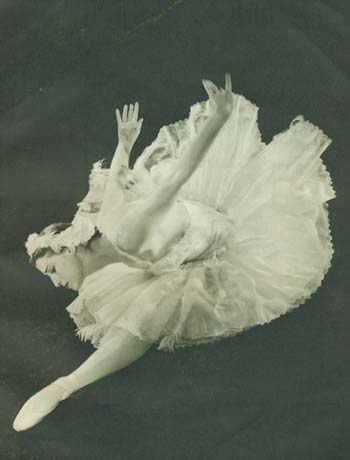 Maya Plisetskaya Prima Ballerina with the Bolshoi