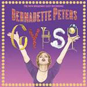 Bernadette Peters Broadway Gypsy